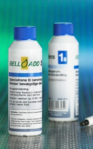 Bell add olierens