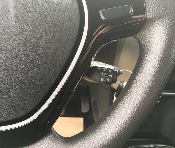 Orignal fartpilot Peugeot 108