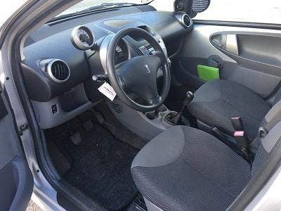 Peugeot 107 - bilabonnement 3