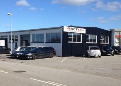 Aunetto - Auto skades center Herning