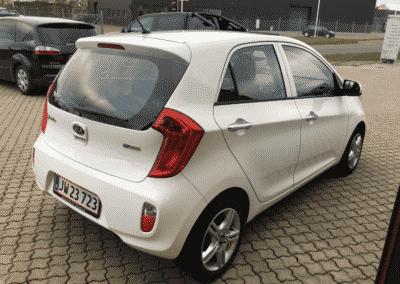 Kia Picanto på bil abonnement