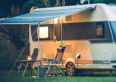 Skal bremser laves på din camping