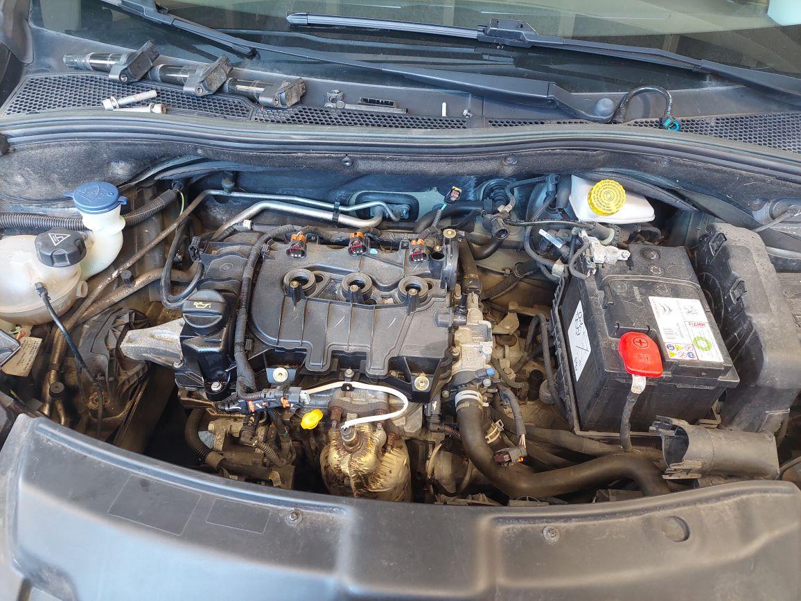 Citroen 1,2 vti benzin motor