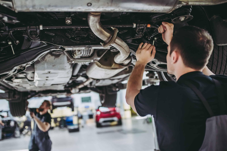 Ledige job mekaniker hos autoværkstedet Aunetto i Herning